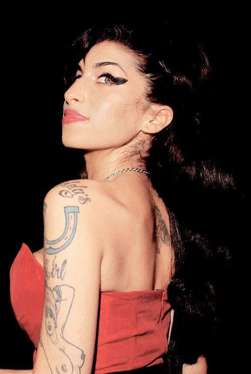 """""""Amy Winehouse attends the Psychosis Premiere at the Prince Charles Cinema, Leicester Square on July 13, 2010. """""""