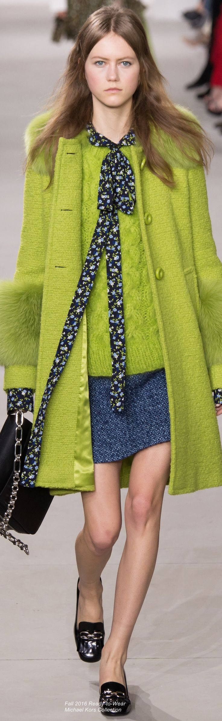 Fall 2016 Ready-to-Wear Michael Kors Collection