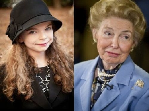 Open Letter to Phyllis Schlafly From 12 Year-Old Madison Kimrey (Guest Post) Just. WOW. This young lady is wise way beyond her years.