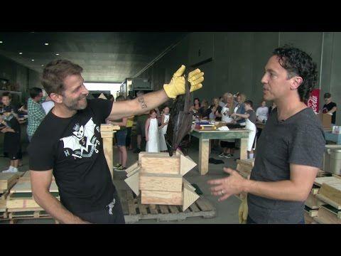 Batman v Superman: Dawn of Justice - Help Save the Bats - YouTube