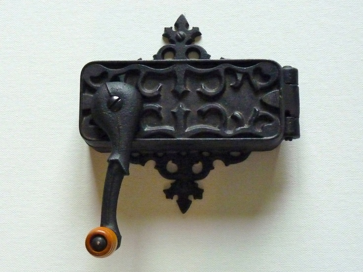 Vintage Cast Iron Can Opener