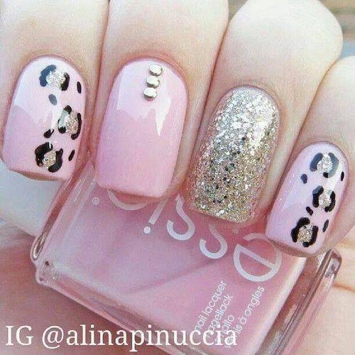 Hermosas para el diario. #pink #animalprint #leopard