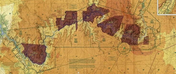Grand Canyon VFR Aeronautical Chart