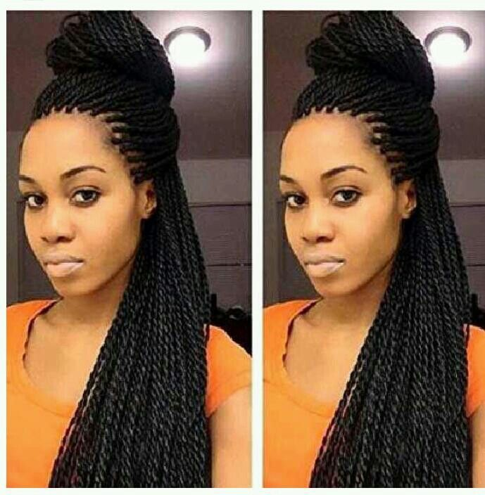 rope twists hairstyles : Rope Twists Back to my Roots Pinterest Rope twist, Twists and ...