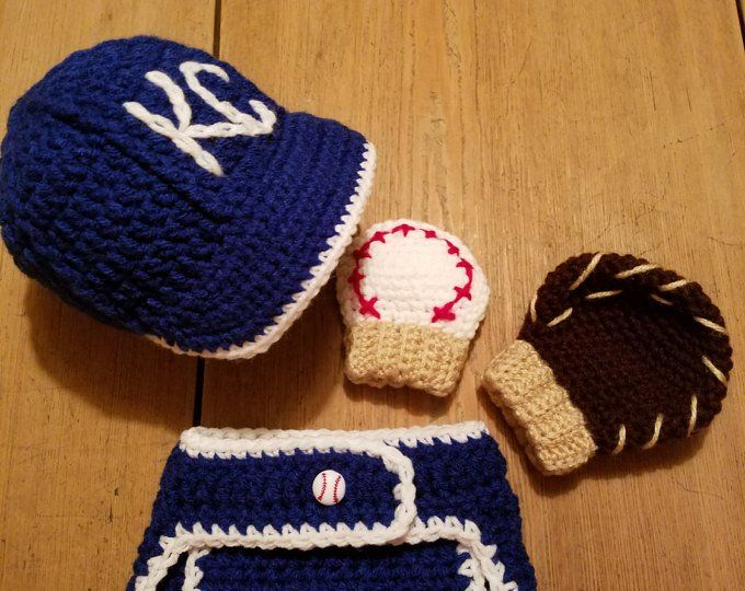 05a3ab5bc NY Yankees Baseball Hat w Brim, Diaper Cover, Baseball and Glove ...