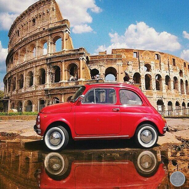 17 Best Images About Fiat500 Red On Pinterest