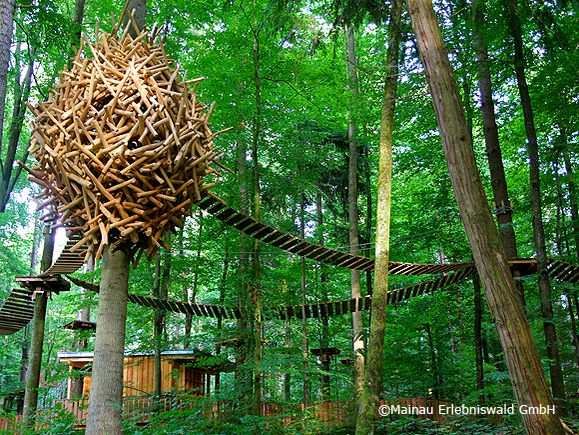 Playground Nests, Kukuk, 2004-2014 | Playscapes