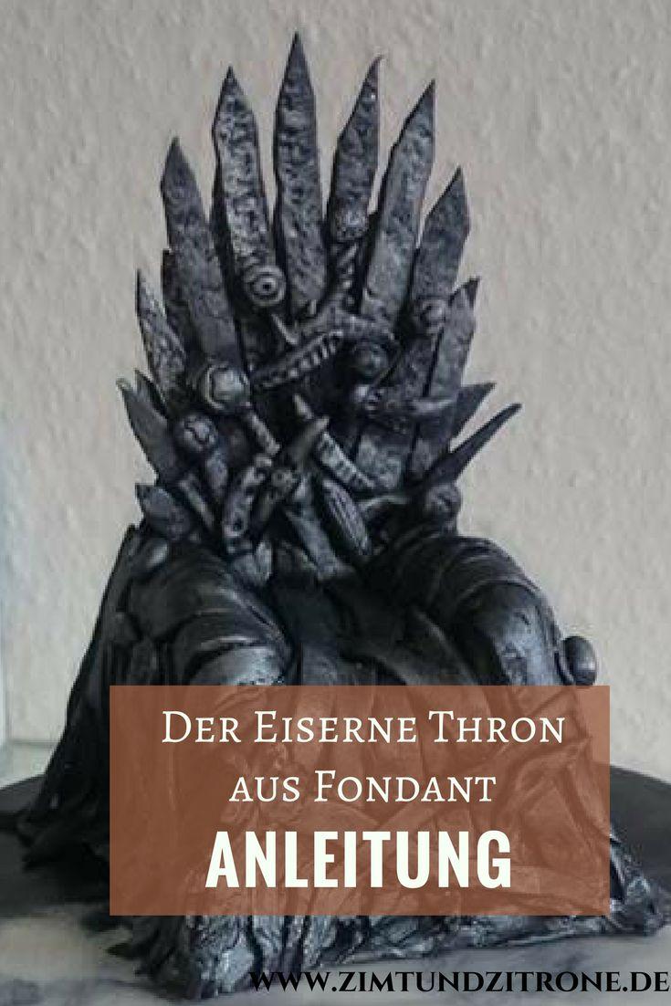 der eiserne thron motivtorten game of thrones cake. Black Bedroom Furniture Sets. Home Design Ideas