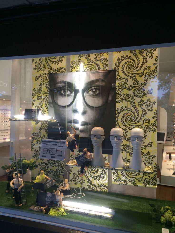 "EPSOM EYEWEAR, Epsom, Auckland, New Zealand, ""MONOQOOL EYEWEAR 3D PRINTED IN DENMARK"", created by Ton van der Veer"