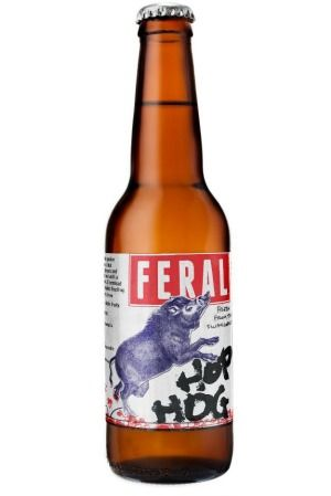 Feral's three-time champion Hop Hog IPA finished second in 2016.                                                                                                                                                      More