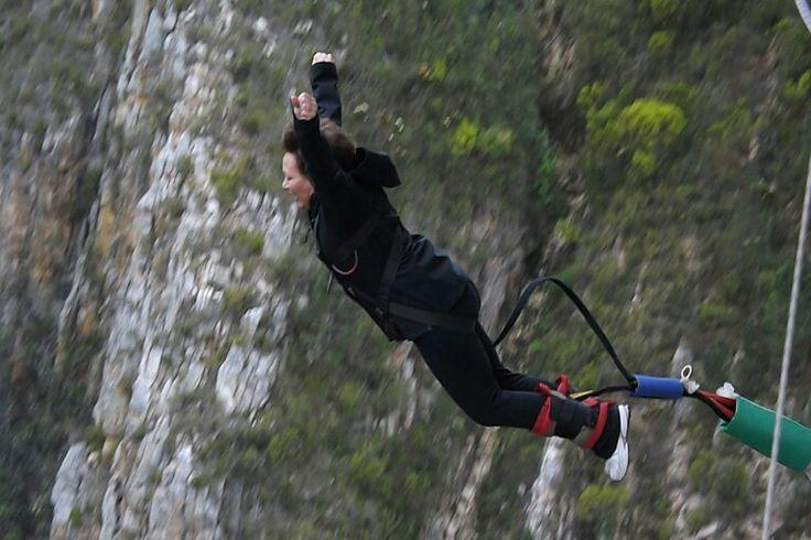 Bunjee Jumping @ Bloukrans Brigde