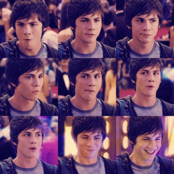 Logan Lerman- Percy Jackson and the Olympians: The Lightning Thief <3