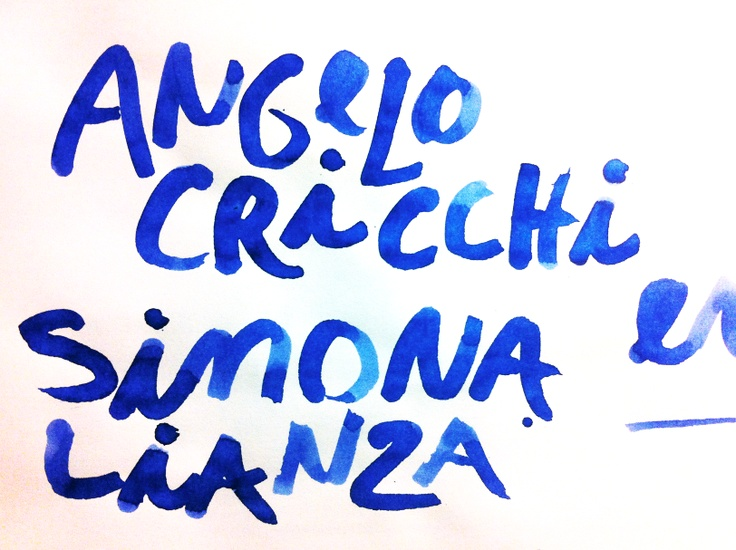 Angelo Cricchi e Simona Lianza