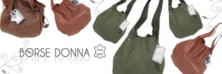 Banner handbags for women