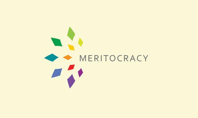 Meritocracy Logo Design   Identityview - Logo Design Inspiration ...