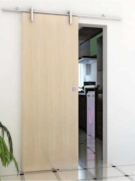Aluminio madera correderas herrajes para puertas con - Mecanismo puerta corredera ...