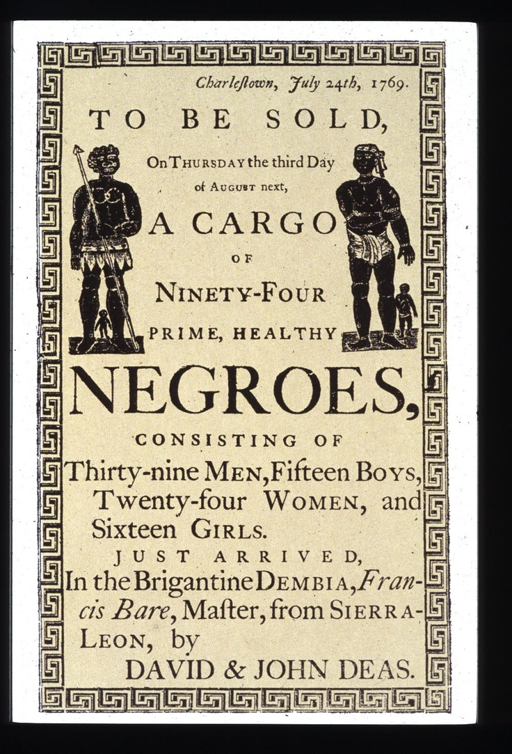 a history of african americans enslavement and freedom from 1175 to 1830