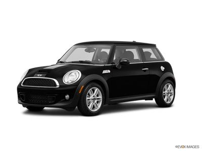 MINI Cooper  Black. They are just sooo cute