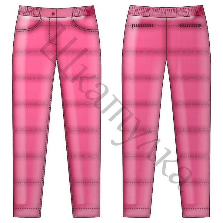 Best Pants Pattern, Ever