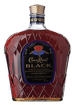 Crown Royal Black Is it better than regular crown royal?