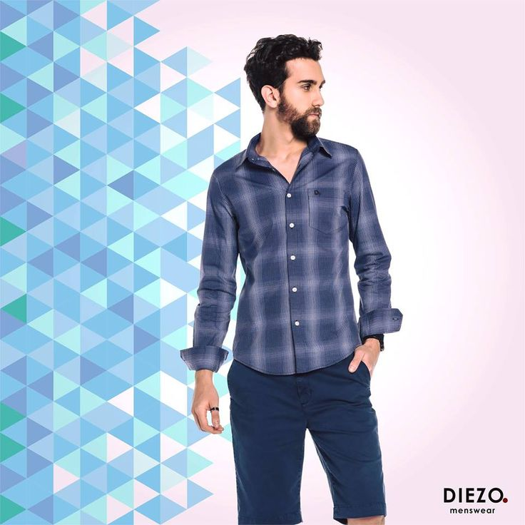 Camisas masculinas exclusivas, DIEZO. Menswear