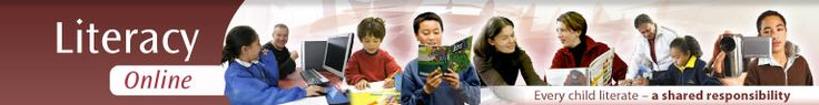 Literacy Online. Every child literate - a shared responsibility.