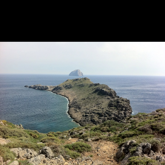 """the Egg,"" Chora, Kythera, Greece"