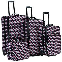 cute luggage u003c3