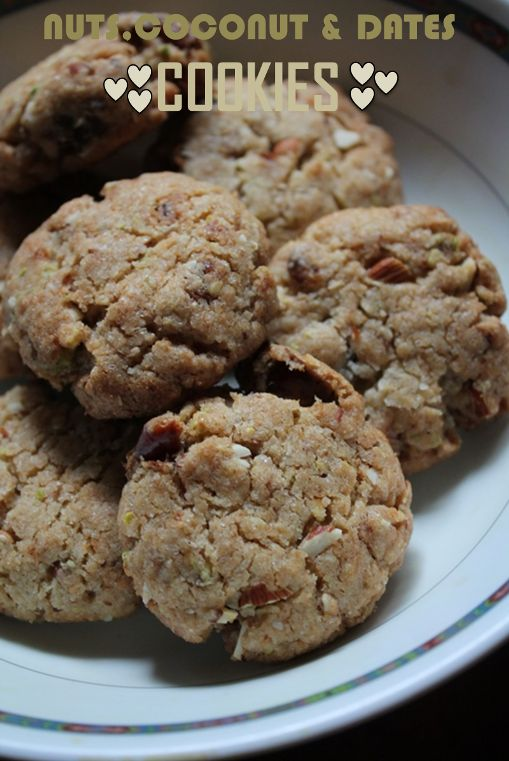 Recipe coconut cookies without egg
