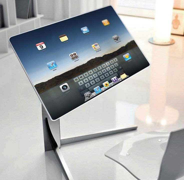 Are 40 Inch Tablets Going To Be Our Future Desktops