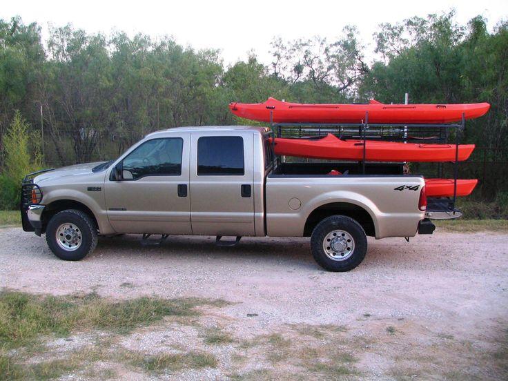 Best 25+ Kayak rack for truck ideas on Pinterest | Kayak ...