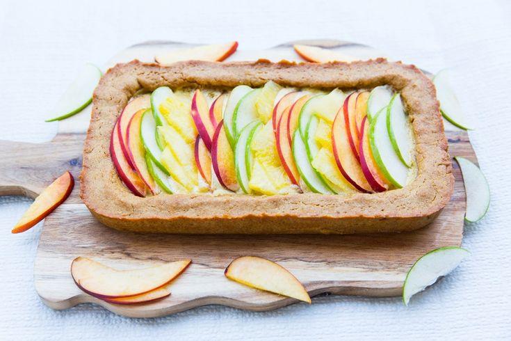 La crostata di frutta estiva è un dolce semplice da preparare. Prova la ricetta di Cucchiaio!