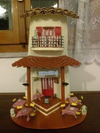 Tegole sarde decorate a mano - Arte - Collezionismo - Hobby