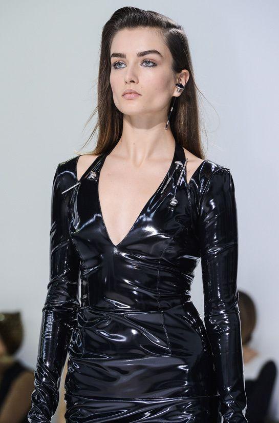 Andreea Diaconu in 20 make-up looks | *Fashion Passion ...