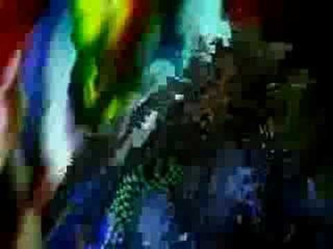 A video by Michael Crowe demonstrating a digital technique called Datamoshing, where intentionally compressed videos are used to create 'glitch art.'