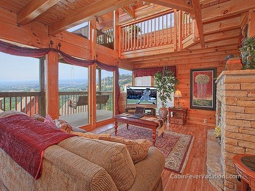 I'm getting ready to stay here!Cabin In Tennesse, Favorite Places, Honey Moon, Bedrooms Cabin, Romantic Getaways In Tennessee, Cabin Fever, Shack Cabin, Moon Cabin, Favorite Spaces
