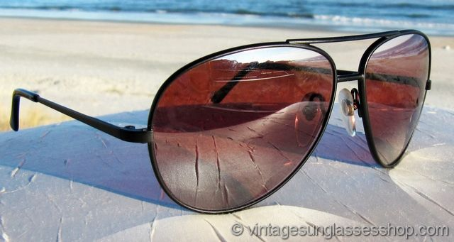 Vintage Serengeti Sunglasses For Men and Women