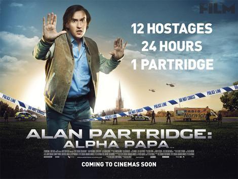 Exclusive poster for Alan Partridge: Alpha Papa starring Steve Coogan | TotalFilm.com