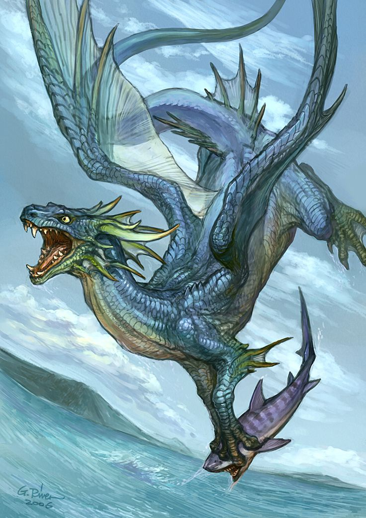Mythological Dragons: 1742 Best Cool Dragons Images On Pinterest