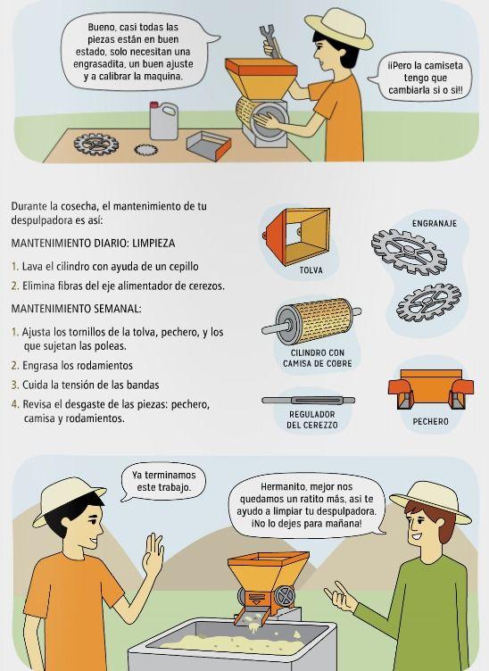 La Despulpadora de Cafe y Sus Cuidados by El Cafetalero - issuu