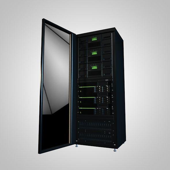 server rack ibm server rack