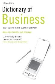 A comprehensive coverage of business and e-commerce Internet terms.