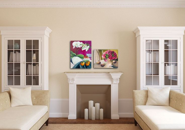 Created by iArtView.com Paintings by Daniela Glassop Commissions taken. www.danielaglassop.com