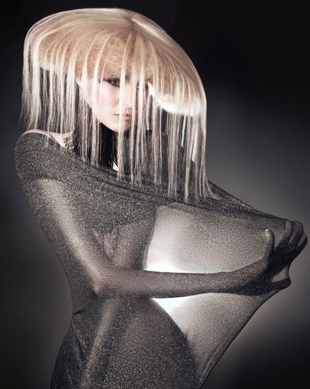Avant Garde Hairdresser of the Year 09 Finalists' Collections - Hairdressers Journal
