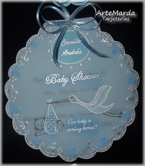 imagenes para tarjeteria espanola baby shower baberos google search