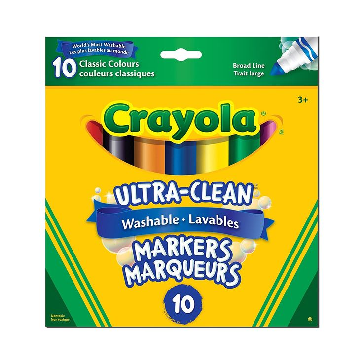 Crayola Ultra lavable