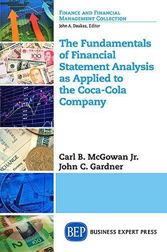 Download The Fundamentals of Financial Statement Analysis a ebook free by Jr. Carl B. McGowan in pdf/epub/mobi