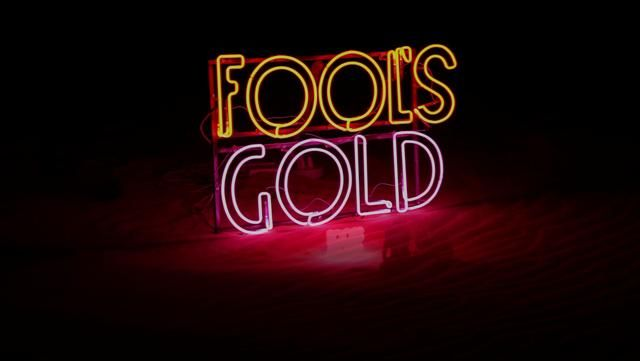 """Fool's Gold """"Leave No Trace"""" Making of album artwork by Rice Creative. Rice creative created the album artwork for Fool's Gold's latest release, """" Leave No Trace."""" The brief from the band asked for something at night, neon colors, and possibly throw a tropical vibe in there. They wanted to continue having the cover being a full """"Fool's Gold' and have it really bright, graphic and prominent. The idea we finally landed on was to have a real neon sign made of a new Fool's Gold logotype. Living…"""