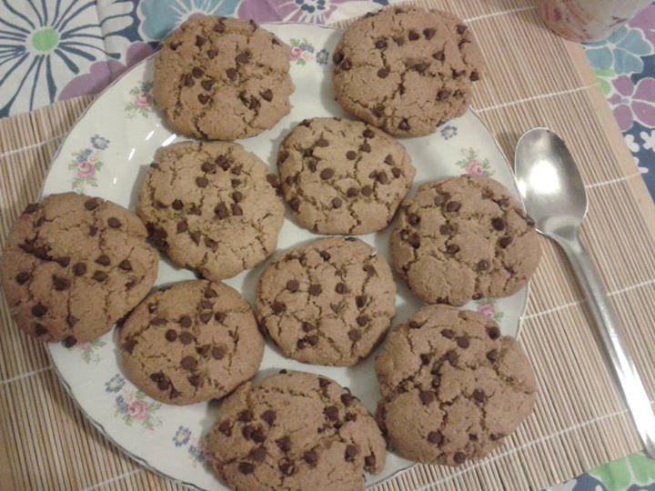 biscotti  con farina di quinoa