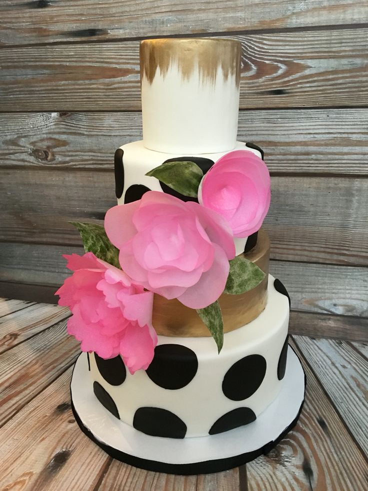 Kate Spade Wedding Cake Cutter